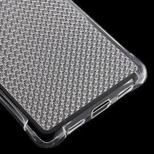 Diamonds gelový obal na Huawei P8 Lite - transparentní - 5