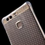 Transparentní gelový obal se zesílenými rohy na Huawei P9 Lite - 5/6