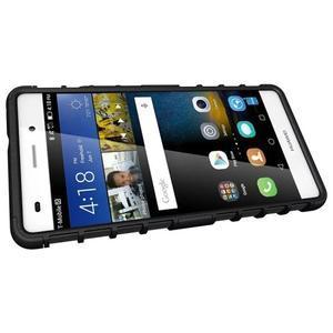 Outdoor odolný kryt na Huawei P9 Lite - černý - 5