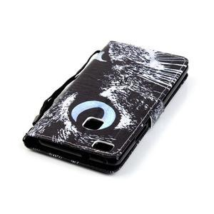 Emotive pouzdro na mobil Huawei P9 Lite - oko šelmy - 5