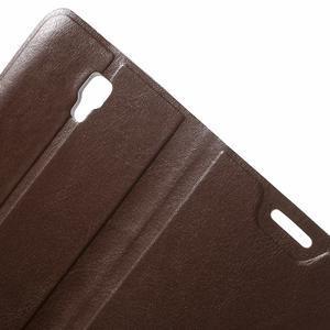 Horse peněženkové pouzdro na mobil Huawei Y5 a Y560 - hnědé - 5