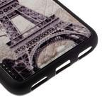 Sally gelový obal na mobil Huawei Y6 - Eiffelova věž - 5/5