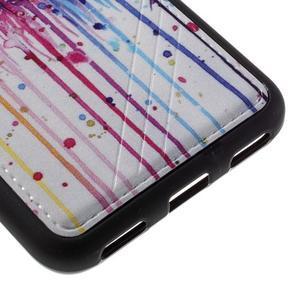 Sally gelový obal na mobil Huawei Y6 - oko barev - 5