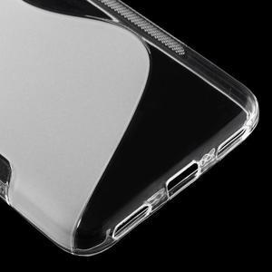 S-line gelový obal na mobil Huawei Y6 - transparentní - 5