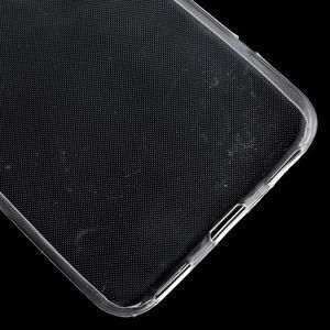 Ultratenký slimový obal na mobil Huawei Y6 - transparentní - 5