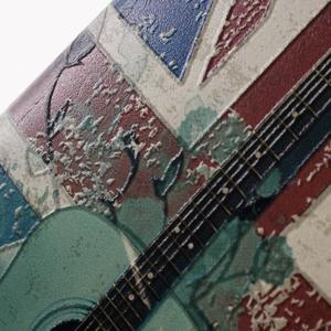 Softy gelový obal na mobil Huawei Y6 - UK vlajka - 5