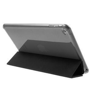 Trifold trojpolohové pouzdro na tablet iPad mini 4 - černé - 5