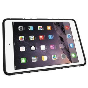 Outdoor odolný obal na tablet iPad mini 4 - černý - 5