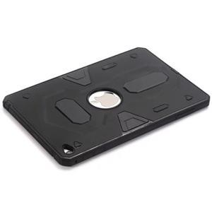 Outdoor dvoudílný gelový/plastový obal na iPad mini 4 - černý - 5