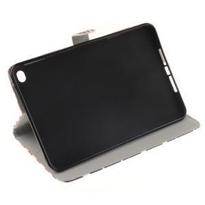 Standy pouzdro na tablet iPad mini 4 - US vlajka - 5