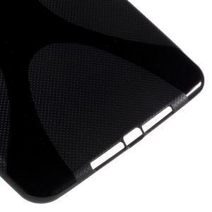 X-line gelový obal na tablet iPad mini 4 - černý - 5