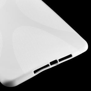 X-line gelový obal na tablet iPad mini 4 - bílý - 5