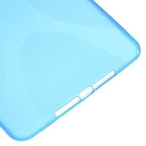 X-line gelový obal na tablet iPad mini 4 - modrý - 5