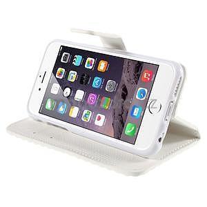 Cool style pouzdro na iPhone 6s a iPhone 6 - bílé - 5