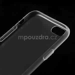 Transparentní gelový obal na iPhone 6 a 6s - 5