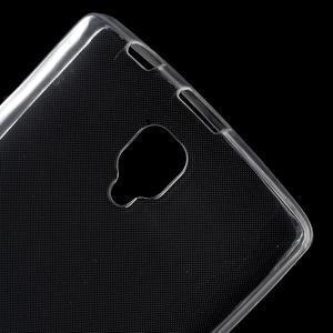 Ultratenký slim gelový obal na Lenovo A2010 - transparentní - 5
