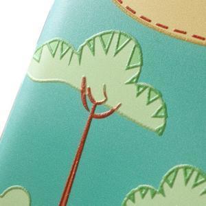 Softy gelový obal na mobil Lenovo A7000 / K3 Note - žirafa - 5