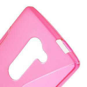 S-line gelový obal na mobil LG Leon - rose - 5