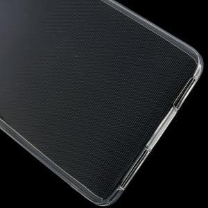 Ultratenký slim gelový obal na Xiaomi Mi4 - transparentní - 5