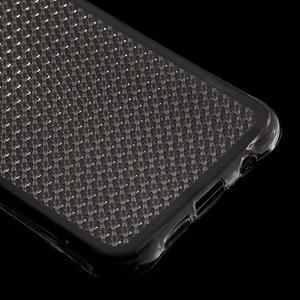 Diamonds gelový obal na Samsung Galaxy A3 (2016) - šedý - 5