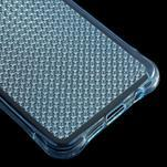 Diamonds gelový obal na Samsung Galaxy A3 (2016) - modrý - 5/5