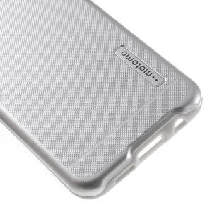 Odolný ochranný obal 2v1 na mobil Samsung Galaxy A3 (2016) - stříbrný - 5