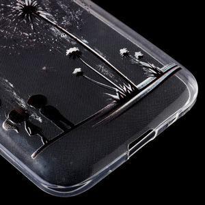 Ultratenký slim obal na Samsung Galaxy Core Prime - láska - 5