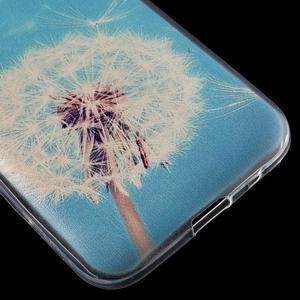 Ultratenký slim obal na Samsung Galaxy Core Prime - pampeliška - 5