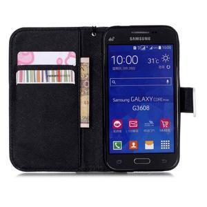 Pictu pouzdro na mobil Samsung Galaxy Core Prime - lapač snů - 5