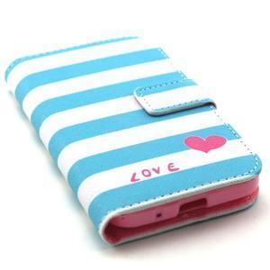 Pouzdro na mobil Samsung Galaxy Core Prime - love - 5