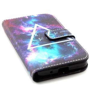 Pouzdro na mobil Samsung Galaxy Core Prime - traingl - 5