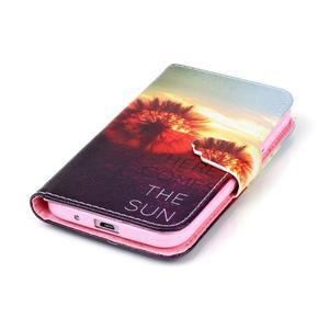 Emotive peněženkové pouzdro na Samsung Galaxy Core Prime - východ slunce - 5