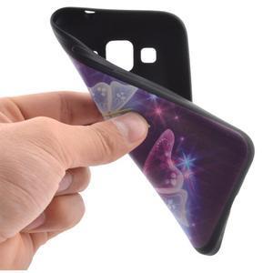 Hardy gelový obal na mobil Samsung Galaxy Core Prime - kouzelní motýlci - 5