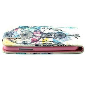 Flipové pouzdro na mobil Samsung Galaxy Core Prime - lapač snů - 5