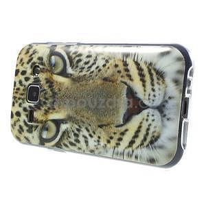 Gelový kryt na Samsung Galaxy J1 - leopard - 5