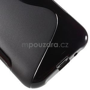 Černý gelový s-line obal Samsung Galaxy J1 - 5