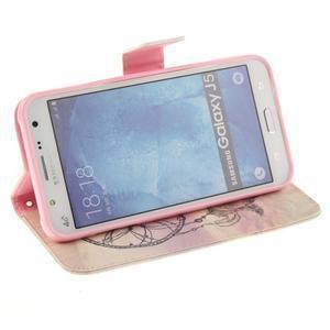Standy peněženkové pouzdro na Samsung Galaxy J5 - dream - 5