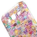 Gloss gelový obal na Samsung Galaxy J5 - smajlíci - 5/5