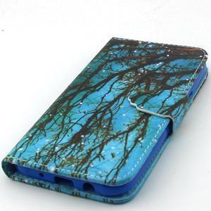 Knížkové pouzdro na mobil Samsung Galaxy J5 - strom - 5