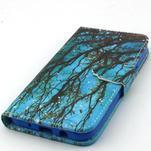 Knížkové pouzdro na mobil Samsung Galaxy J5 - strom - 5/6