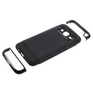 Odolný obal na mobil Samsung Galaxy J5 - černý - 5