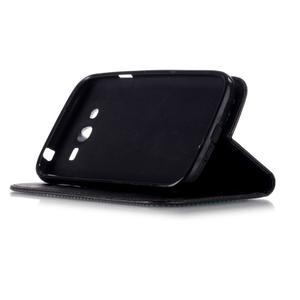 Pictu peněženkové pouzdro na Samsung Galaxy J5 - nešahat - 5