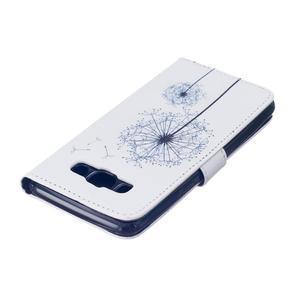 Knížkové pouzdro na mobil Samsung Galaxy J5 (2016) - pampelišky - 5