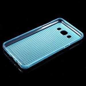 Diamonds gelový obal mobil na Samsung Galaxy J5 (2016) - modrý - 5