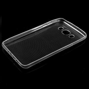 Ultratenký slim gelový obal na Samsung Galaxy J5 (2016) - transparentní - 5