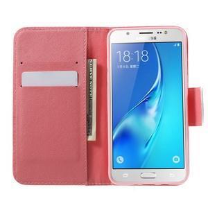 Nice peněženkové pouzdro pro Samsung Galaxy J5 (2016) - Keep Calm - 5