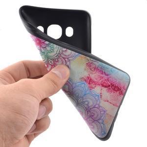 Casis gelový obal na mobil Samsung Galaxy J5 (2016) - henna - 5