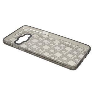 Square gelový obal na Samsung Galaxy J5 (2016) - šedý - 5