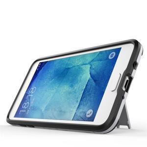 Odolný kryt na mobil Samsung Galaxy J5 (2016) - stříbrný - 5
