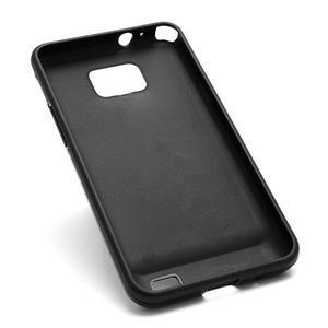 Cube odolný obal na mobil Samsung Galaxy S2 - černý - 5